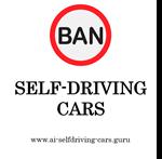 P16-01 Ban Self-Driving Cars
