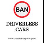 P16-02 Ban Driverless Cars