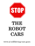 P18-01 Stop The Robot Cars