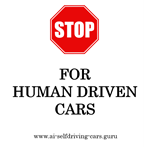 P18-02 Stop For Human Driven Cars