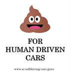 P26-02 For Human Driven Cars