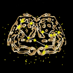 Golden Gemini Zodiac Sign