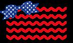 Rick Rack Flag