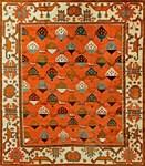 Ushak Turkish Carpet