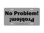 No Problem!  Problem!