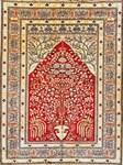 Silk Turkish Rug