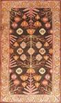 Antique Agra Indian Carpet