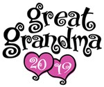 Great Grandma 2019 t-shirts