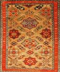 Antique Tribal Caucasian Rug