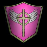 pink shield