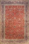 Tabriz Floral Persian Carpet