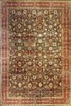 Kirman Floral Persian Carpet