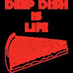 Deep Dish Pizza is LIFE! 1C