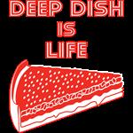 Deep Dish Pizza is LIFE! 2C