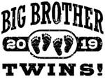 Big Brother Twins 2019 t-shirt
