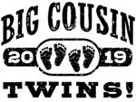Big Cousin Twins 2019 t-shirt