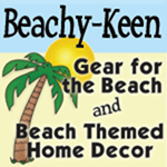 Beachy-Keen Tropical Themed Accessories