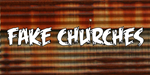 FAKE CHURCH LOGOS