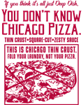 You Don't Know Chicago Pizza
