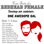Redhead Gal