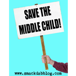 Save the Middle Child! Merchandise