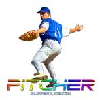 B. Pitcher