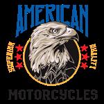 Amercian Motorcycles Eagle