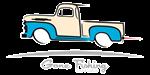 1952 Ford Pickup Truck Gone Fishing