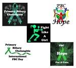 PBC Awareness Jewelry