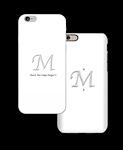 Mud-di Signature iPhone Slim Cases