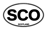 Scotland Euro Oval