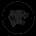 Black and White Stuart-Hobson Logo
