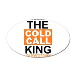 The Cold Call King: Stickers