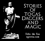 Stories of Togas, Daggers, and Magic