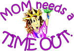 Mom Needs A Time Out Bags!