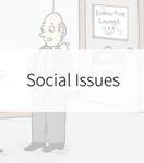 Social Issues Cartoons