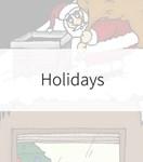Holiday Cartoons