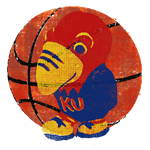 Old Time KS Jayhawk Basketball