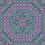 Ladylike Art Mandala