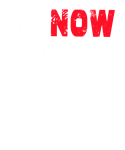 The NOW is Female