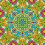 Fancy Art Mandala