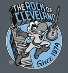 Buzzard Rock of Cleveland