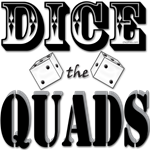 Bodybuilding Dice the Quads