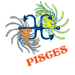 PISCES STAR FISHES