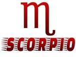 SCORPIO STAR RED