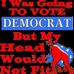 I Was Going To Vote Democrat