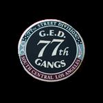 LAPD 77th Street Gangs