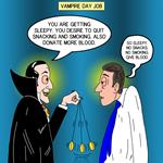 Vampire Hypnotherapist