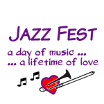JAZZ FEST LOVE