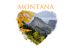 Montana-Mountain Autumn